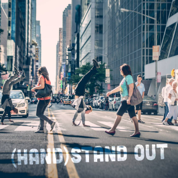 (HAND)Stand Out