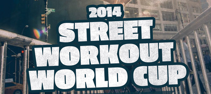 NYC Street Workout World Cup Stage