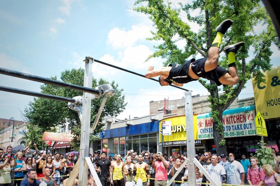 Street Workout New York World Cup 2015