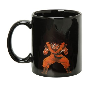 Dragon Ball Z Heat activated Mug