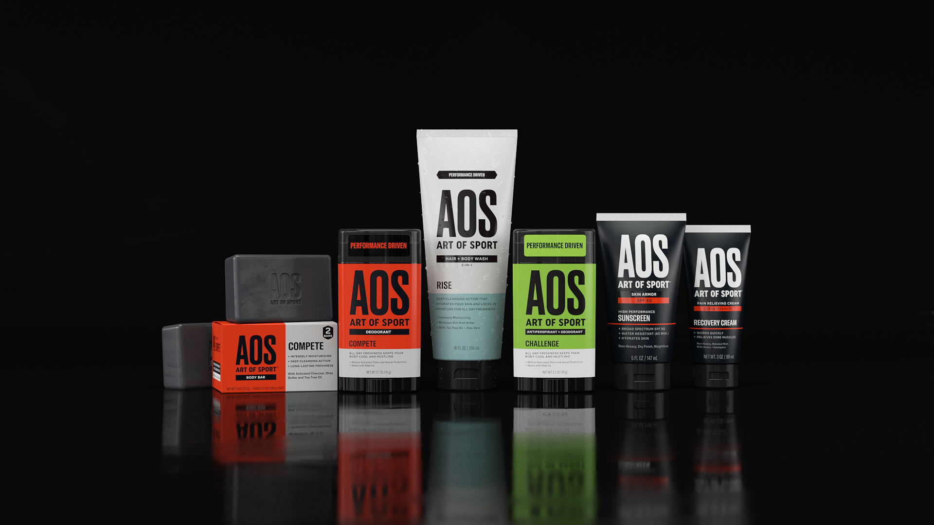 Review On Art Of Sport Products