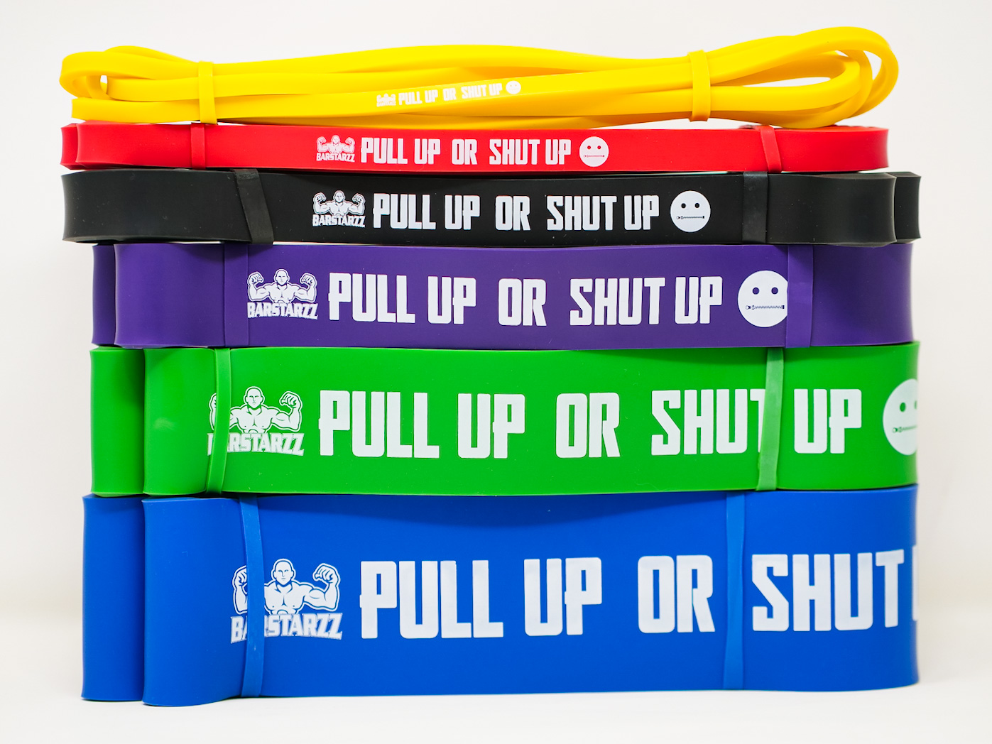 Buy the Complete Pull Up Pack